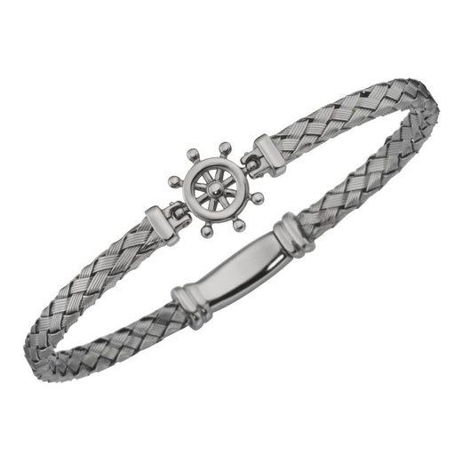 Smart Jewel Armspange »Steuerrad«