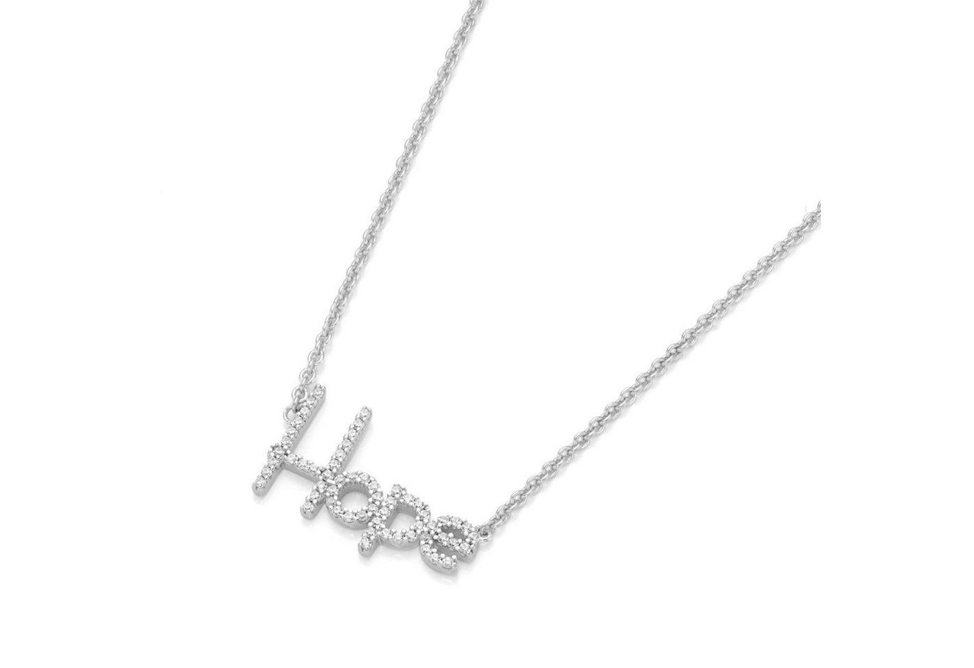 GIORGIO MARTELLO MILANO Statementkette »Schriftzug Hope« | Schmuck > Halsketten > Statementketten | GIORGIO MARTELLO MILANO