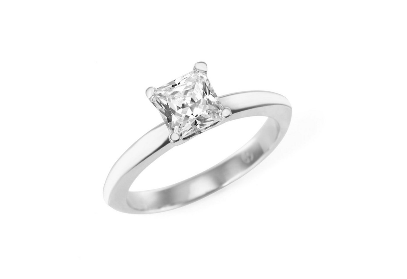 GIORGIO MARTELLO MILANO Verlobungsring »Zirkonia Stein« | Schmuck > Ringe > Verlobungsringe | Stein | GIORGIO MARTELLO MILANO