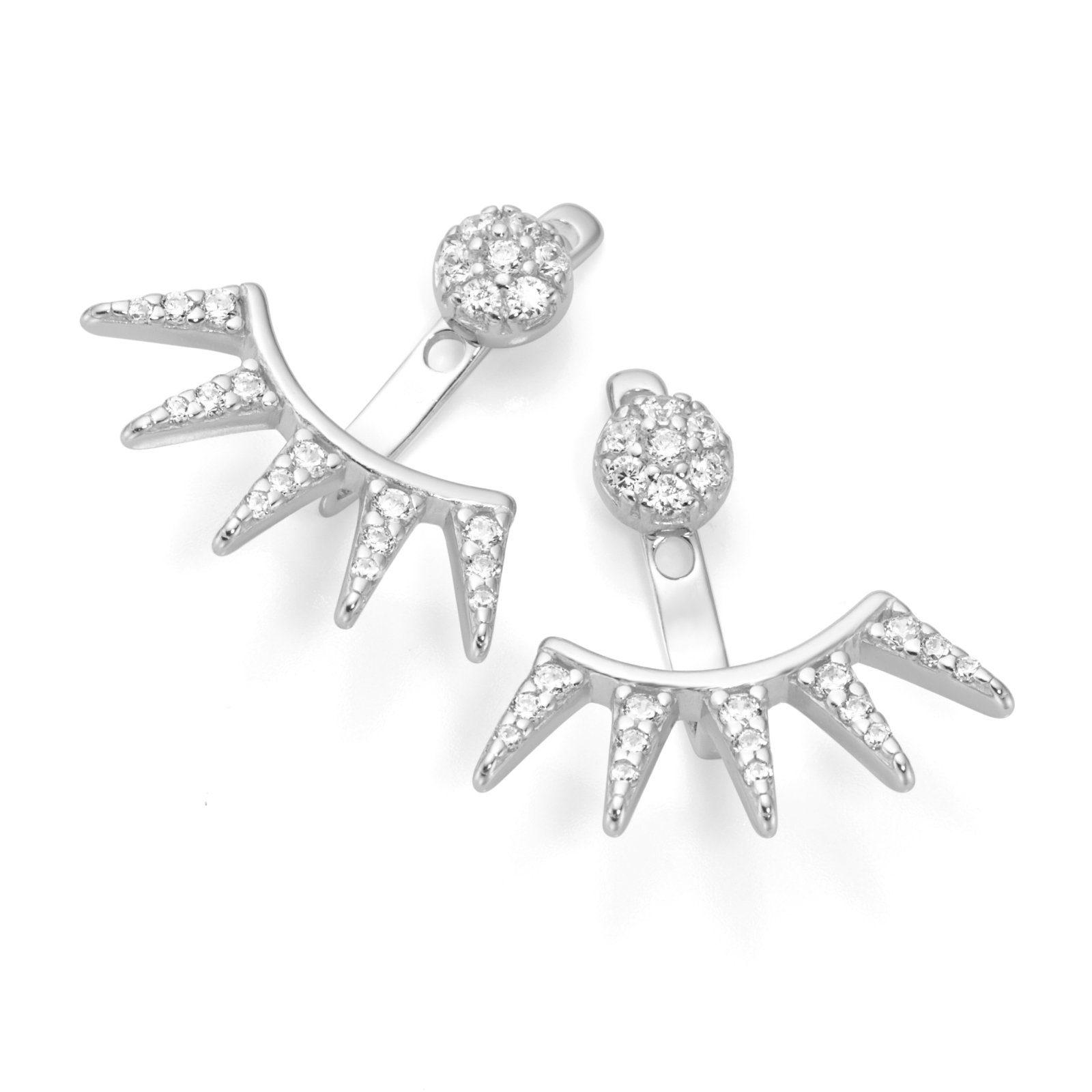 Kaufen Smart Paar Mit teilig Jewel »2 Einhänger Ohrstecker Zacken« Online mNw0nOv8Py