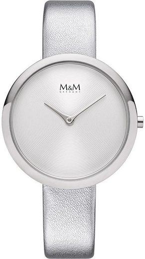 M&M GERMANY Quarzuhr »Circle Line, M11944-642«