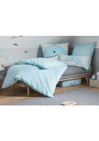 Детское постельное белье »Whale&...