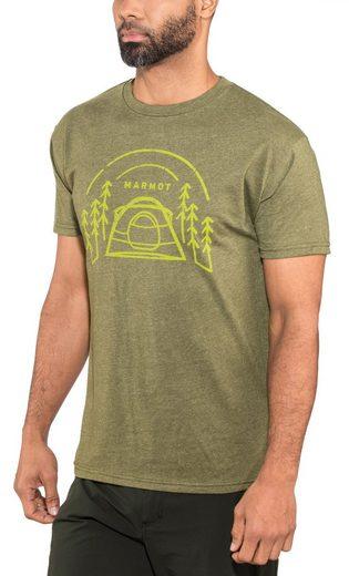 Marmot T-Shirt »Camp Outdoor SS Tee Herren«