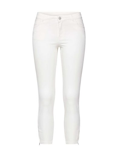REVIEW 7/8-Jeans »ANKLE WHITE D-JEANS«
