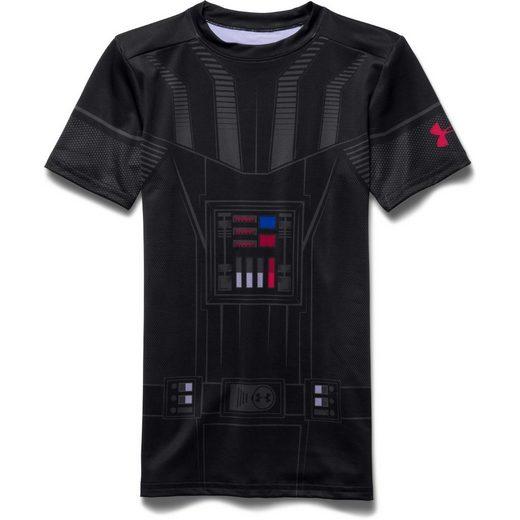 Under Armour® Funktionsshirt »Heatgear Fitted Star Wars Darth Vader Short Sleeve«