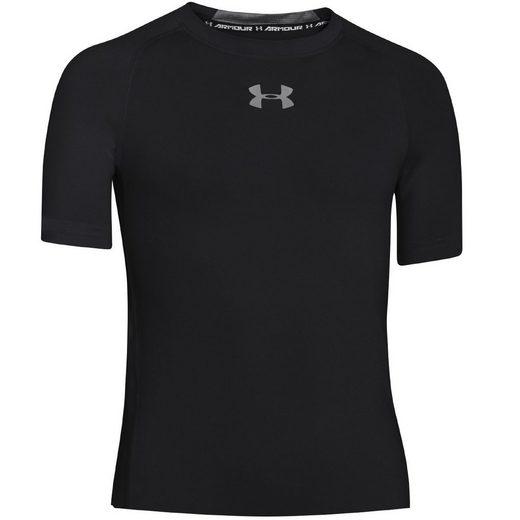 Under Armour® Funktionsshirt »Boys Heatgear Fitted Short Sleeve«