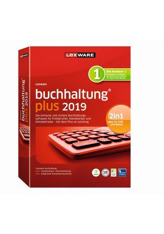 LEXWARE Buchhaltung plus 2019 Jahresversion »E...