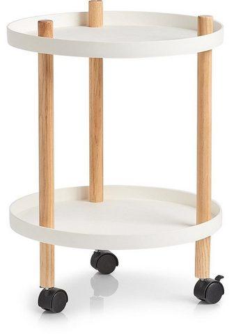 ZELLER PRESENT Serviravimo vežimėlis