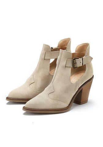 LASCANA Ботинки на высоком каблуке