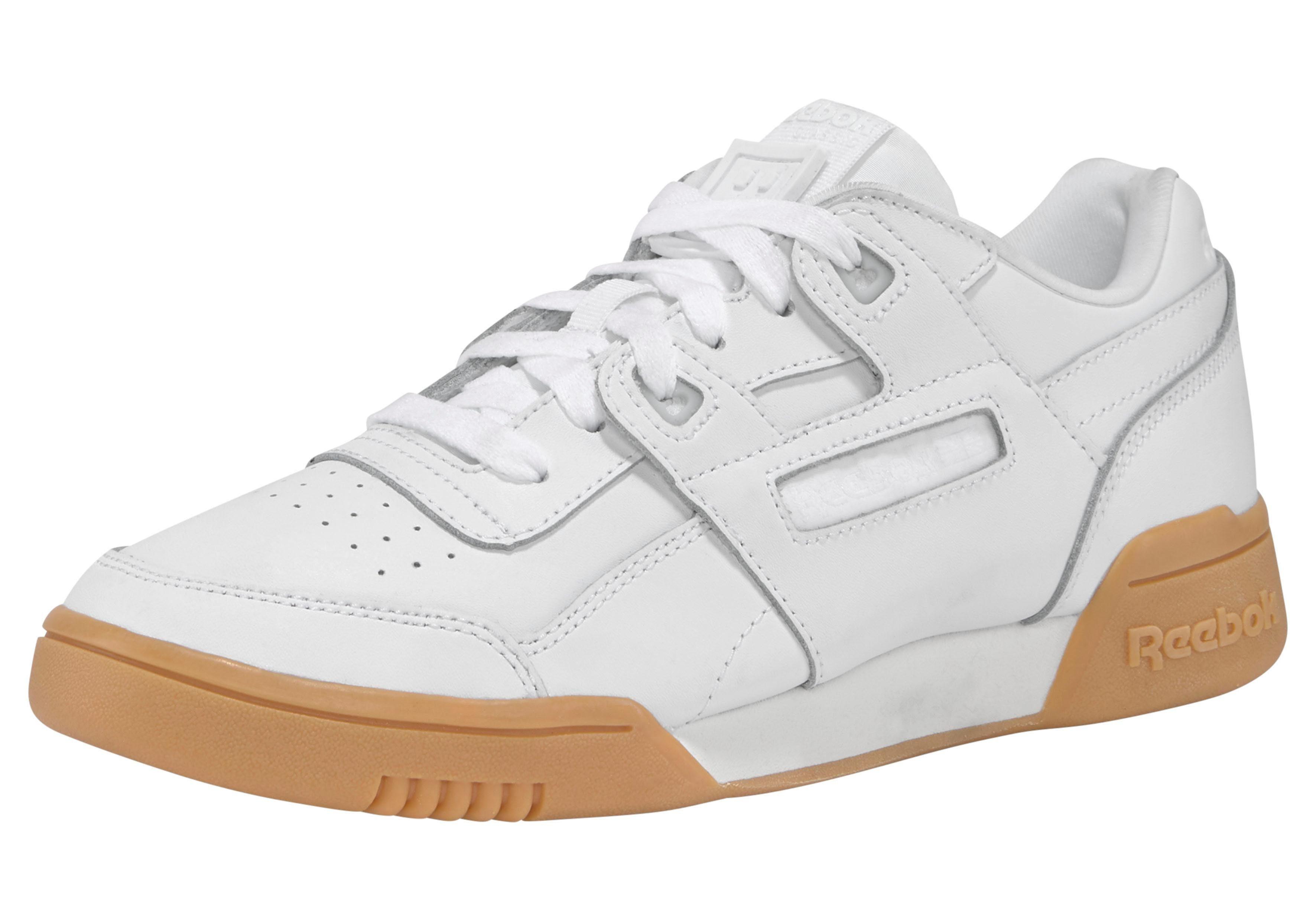Reebok Classic »Workout Plus« Sneaker, Sportlicher Sneaker von Reebok Classic online kaufen   OTTO
