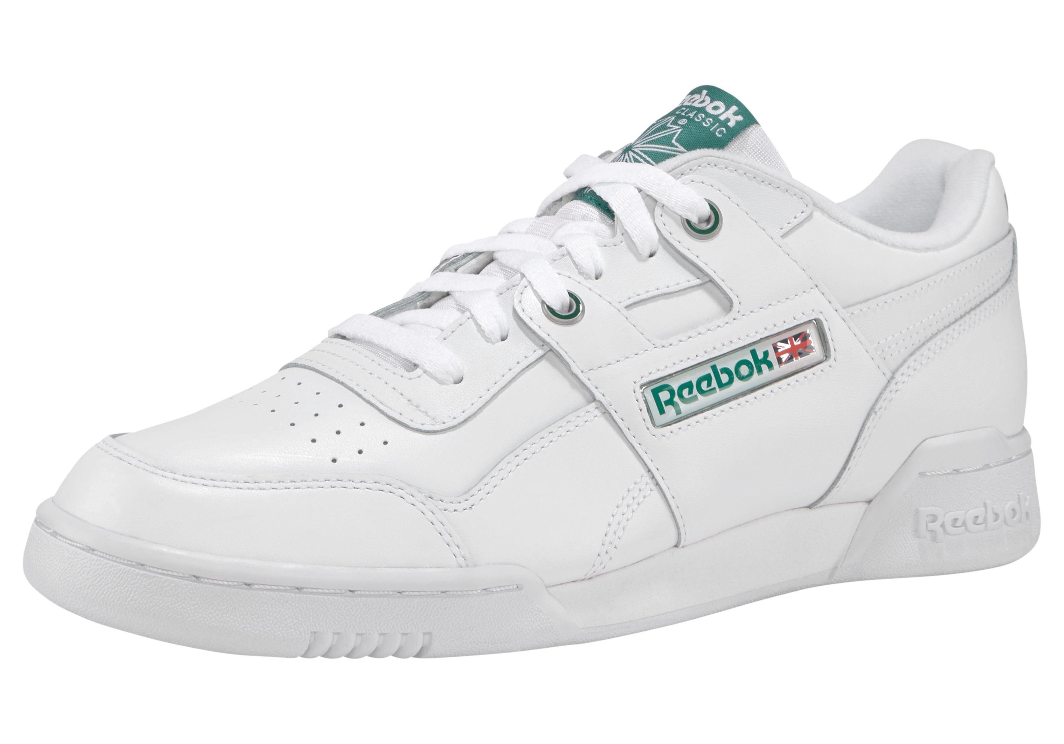 Reebok Classic »WORKOUT PLUS MU« Sneaker, Sportlicher Sneaker von Reebok Classic online kaufen   OTTO