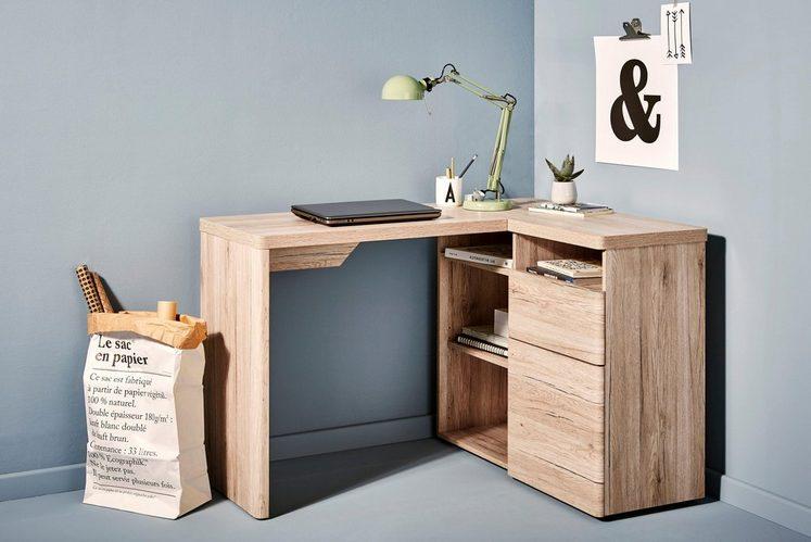 Jahnke Eck-Schreibtisch »CU Libre 130 E«