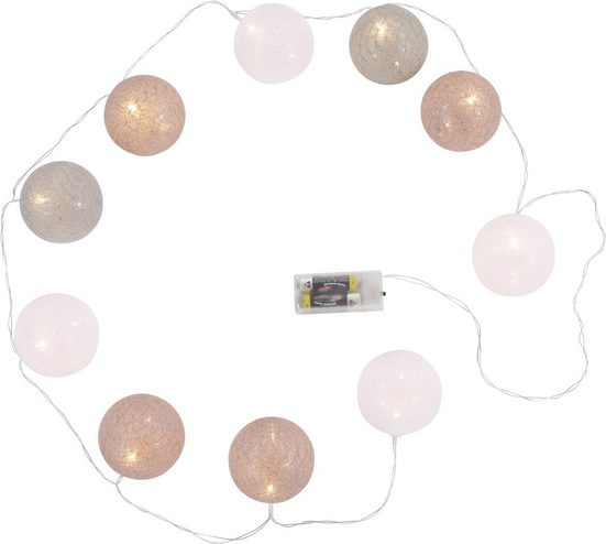 BOLTZE LED-Lichterkette »Perry«