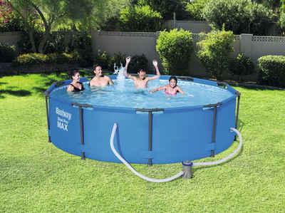 Bestway Pool »Steel Pro MAX Frame Pool«
