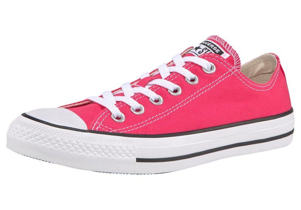 hot sale online c7f17 cca4b Converse »Chuck Taylor All Star Ox Seasonal« Sneaker, Atmungsaktives  Obermaterial aus Textil online kaufen   OTTO