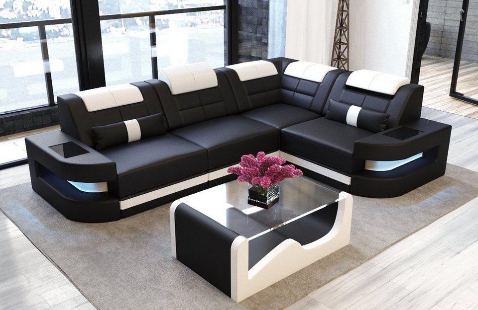 Sofa Dreams Ecksofa »Como«, L Form online kaufen | OTTO