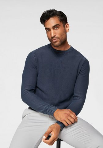 IZOD Raštuotas megztinis
