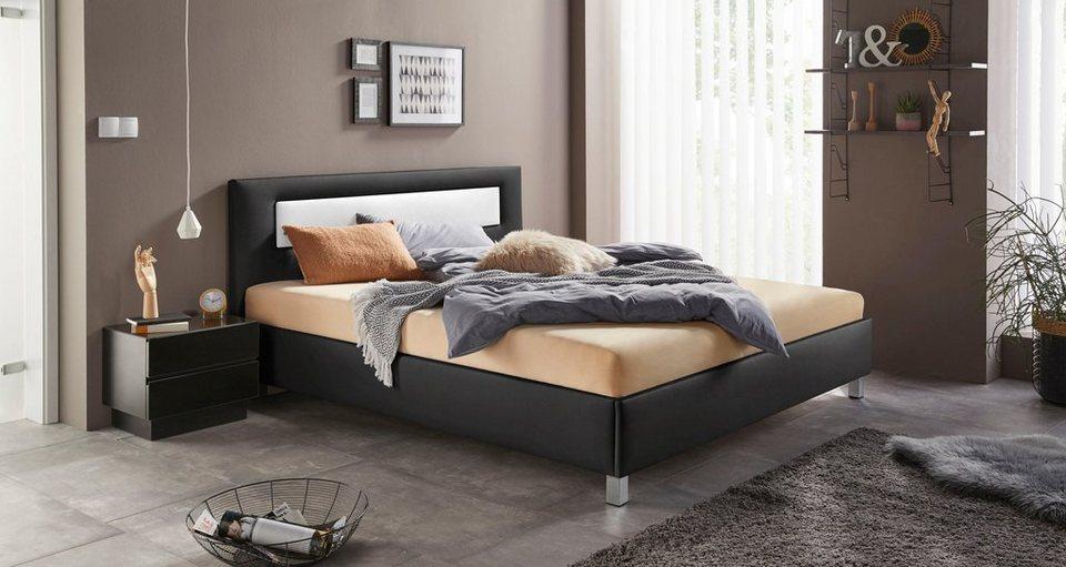 Westfalia Schlafkomfort Polsterbett In Diversen Ausfuhrungen Online Kaufen Otto