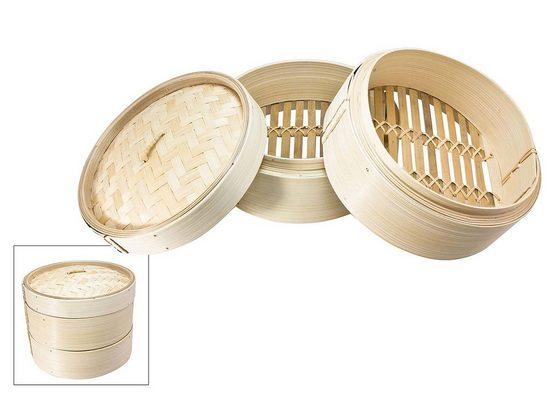 HTI-Living Dampfkocher »Bambus«