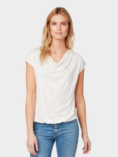 TOM TAILOR T-Shirt »Schlichtes T-Shirt«