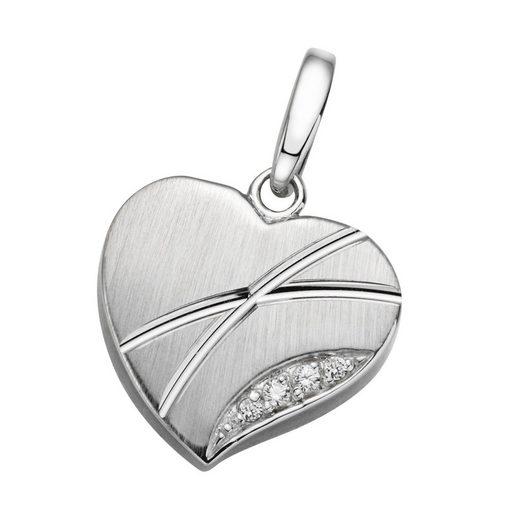 LaSagette Anhänger »925/- Sterling Silber rhodiniert«