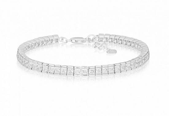 Sif Jakobs Jewellery Armband mit gefassten Zirkonia-Steinen »SASSO«