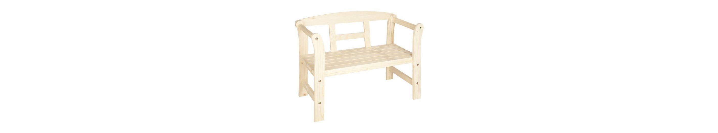 Pinolino Kinder-Gartenbank aus Holz »Maja«