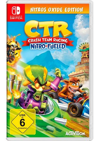 ACTIVISION Crash Team Lenktynės Nitro Fueled - Ni...