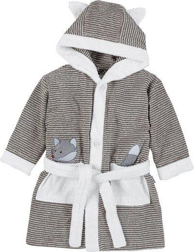 Babybademantel »Waldis Filou«, Sterntaler®