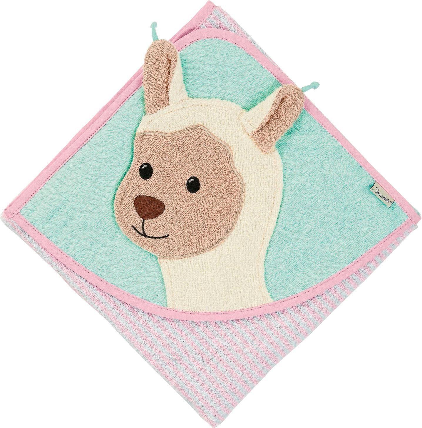 Sterntaler Kapuzen Frottee Handtücher U Kapuzen & Badetücher Spannbettlaken Baby
