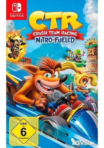 ACTIVISION CTR Crash Team Lenktynės Nitro Fueled ...