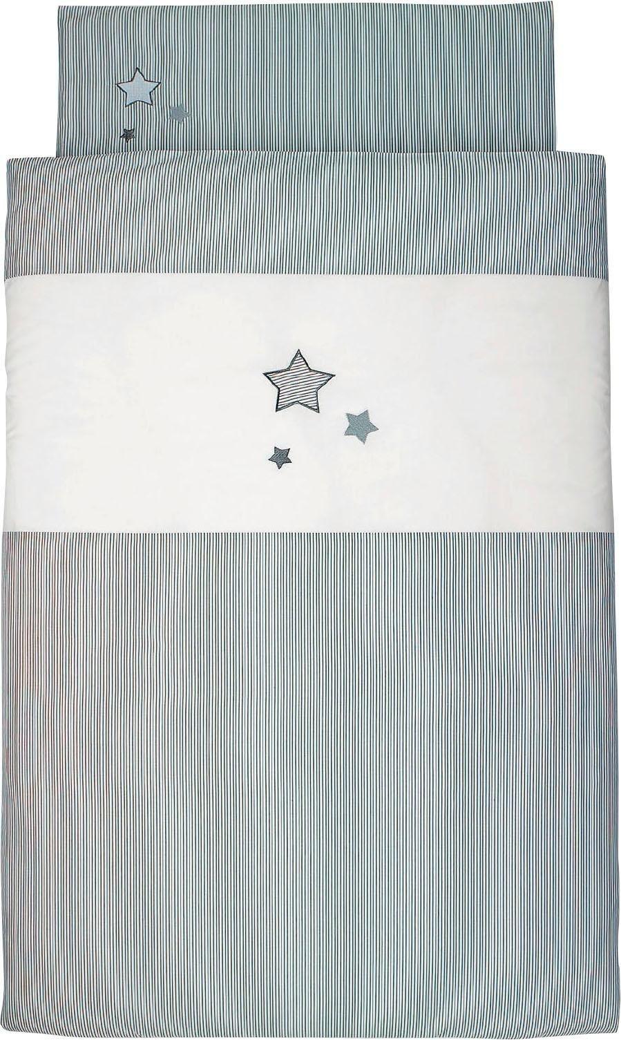 Baby Bettwäsche 80 X 80 Hellblau Preisvergleich Die Besten