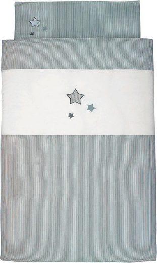 Kinderbettwäsche »Sterne«, Sterntaler®, mit Sternen