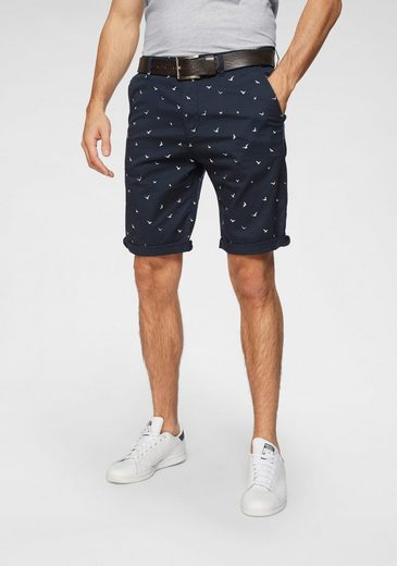 Esprit Bermudas mit Alloverprint