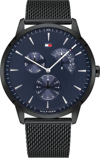TOMMY HILFIGER Multifunktionsuhr »DRESSED UP, 1710392«