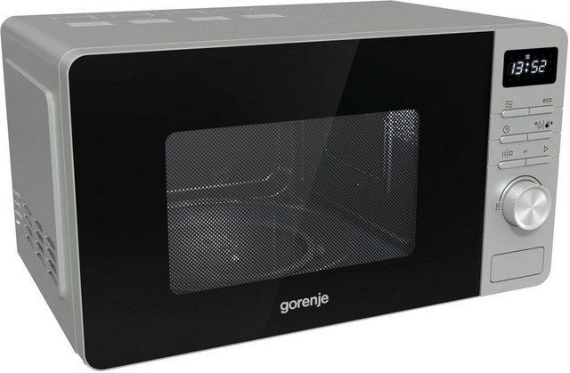 GORENJE Mikrowelle MO 20 A3X, 800 W | Küche und Esszimmer > Küchenelektrogeräte > Mikrowellen | Gorenje