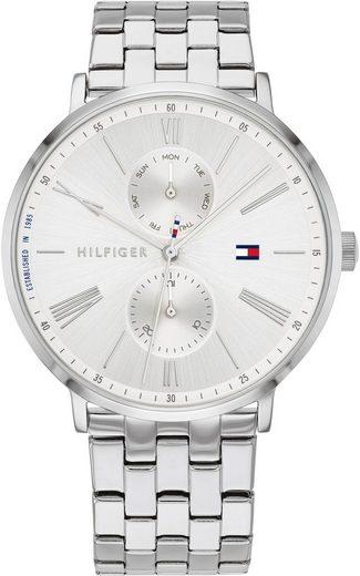 TOMMY HILFIGER Multifunktionsuhr »DRESSED UP, 1782068«