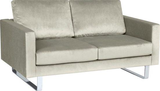 Alte Gerberei 2-Sitzer »Velina«, mit Metallkufen