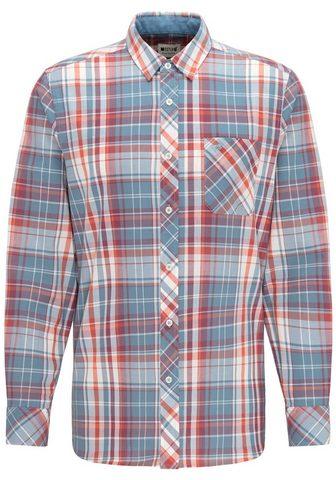 MUSTANG Marškiniai ilgomis rankovėmis