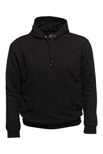 AHORN SPORTSWEAR Kapuzensweatshirt in schlichtem Design