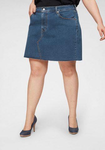 LEVI'S PLUS Levi's® Plus Džinsinis sijonas »Plus S...