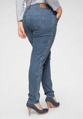 LEVI'S PLUS Levi's® Plus Siaurėjantys džinsai »310...