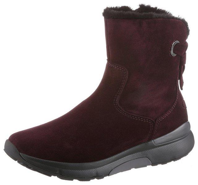 Gabor Rollingsoft Winterboots mit Zierschnürung am Schaft | Schuhe > Boots > Winterboots | Gabor Rollingsoft
