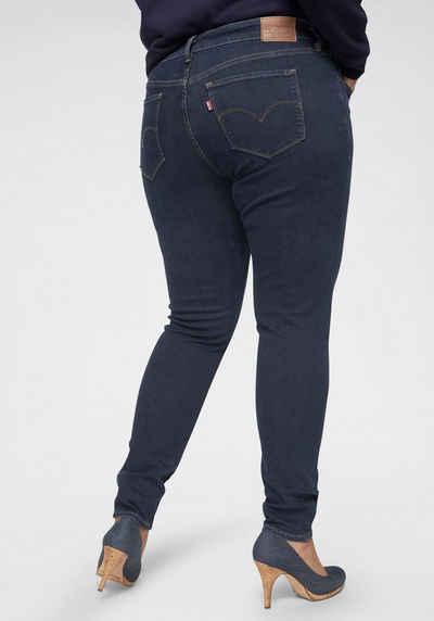 Levi's® Destroyed Jeans »501« Verkürzte Form mit Destroyed