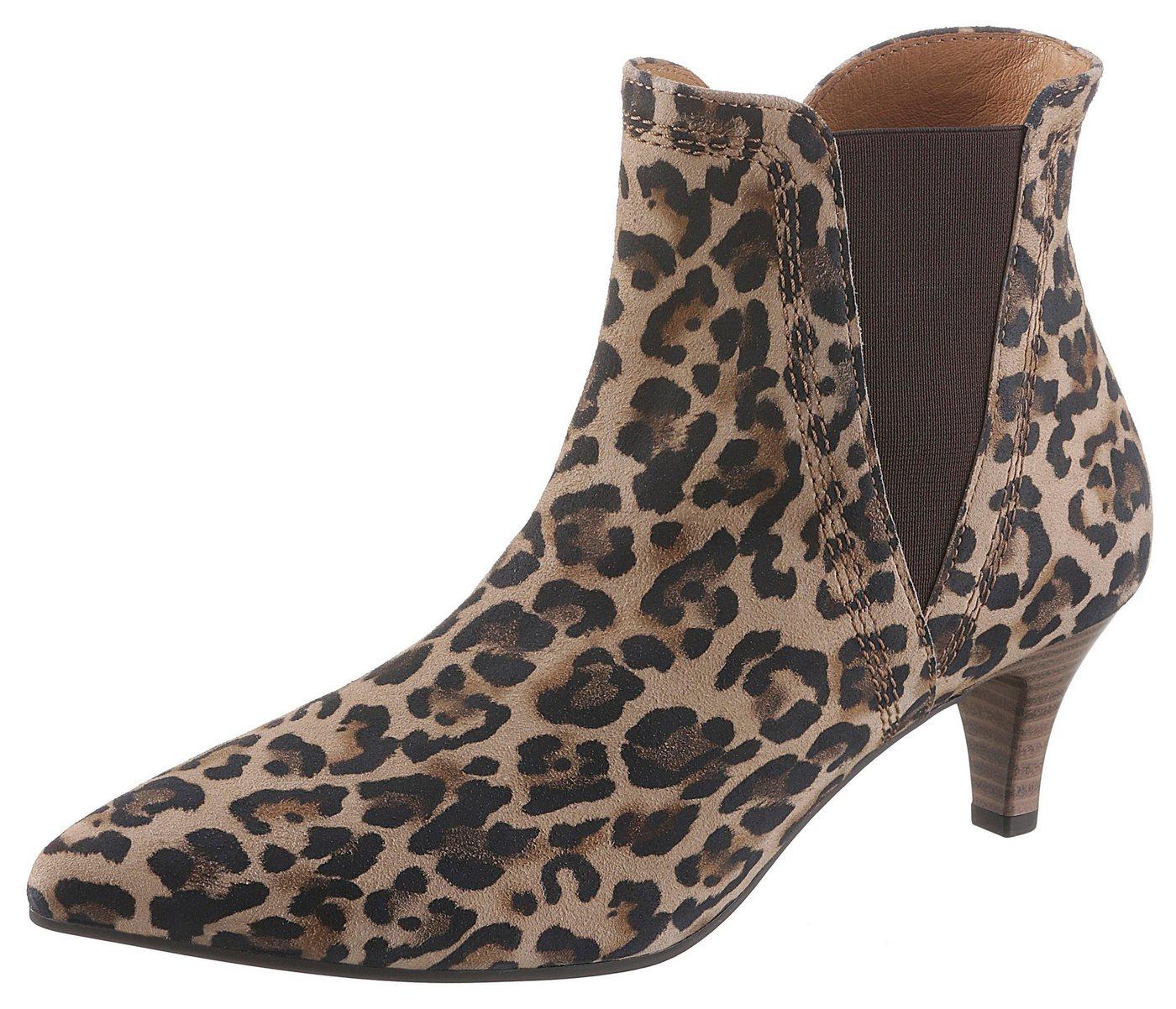 gabor -  Ankleboots im angesagten Animal Look