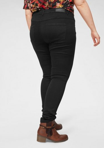 ONLY CARMAKOMA Slim-fit-Jeans »Augusta« high-waisted