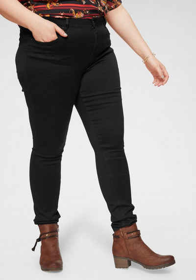 ONLY CARMAKOMA Slim-fit-Jeans »Augusta« High Waist
