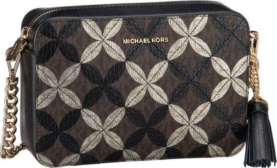 MICHAEL KORS Umhängetasche »Ginny Medium Camera Bag Python«