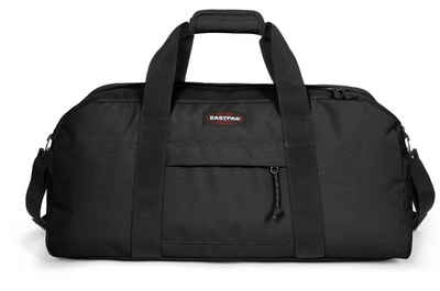 Eastpak Reisetasche »STATION+, Black«, enthält recyceltes Material (Global Recycled Standard)