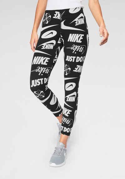 98caeafeabeadf Nike Sportswear Leggings »WOMAN NIKE SPORTSWEAR LEG-A-SEE LEGGINGS«